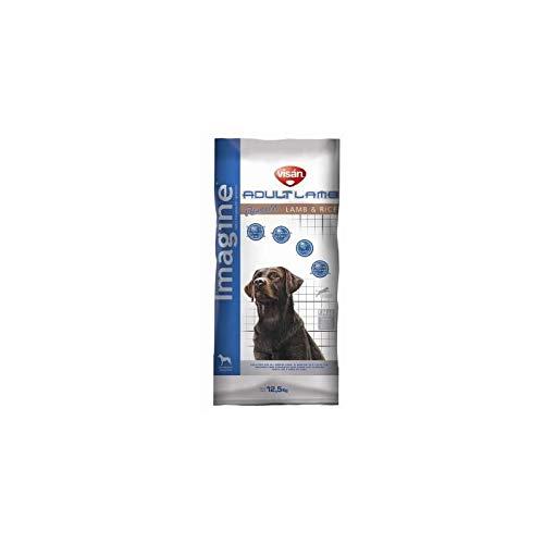 Pienso para perros adultos de raza grande Visán IMAGINE ADULT LAMB & RICE 12,5KG