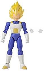 The Dragon stars series is comprised of the most highly detailed and articulated figures in the Dragon Ball Super line Standing at 6.5 inches and having 16 or more points of articulation and additional hands, these figures can be posed in hundreds of...