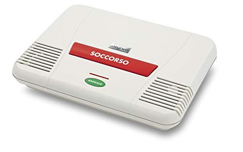 Salvalavita Home Beghelli - Dispositivo di telesoccorso per la casa + Rivelatore...