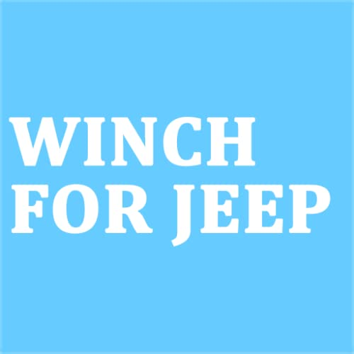 How to Choose the Best Winch for Jeep (Easy Steps)