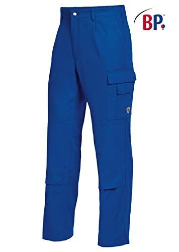 BP 1486-060 heren werkbroek van puur katoen koningsblauw, maat 46