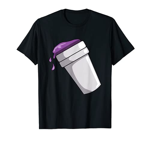 double cup purple drank codein T-Shirt sirup