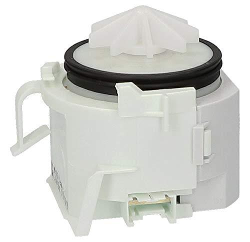 DREHFLEX–Bomba–Bomba de drenaje–DREHFLEX bomba para lavavajillas/lavavajillas de Bosch/Siemens/Neff/Balay–Compatible con partes Nr. 00620774/620774–COPRECI