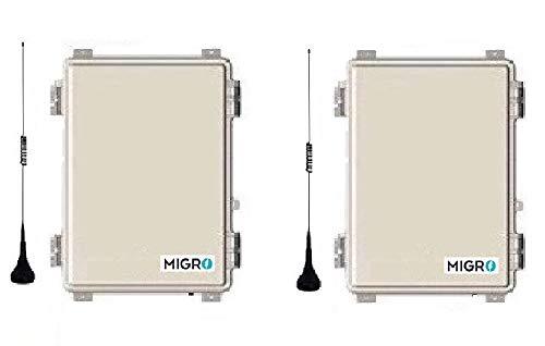 Wireless Pump Controller, Remote Tank Level Control Long Range 120V 220V AC, 12VDC 943301