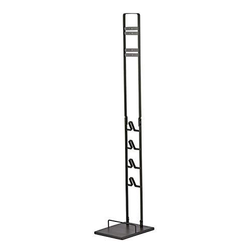 DoubleBlack Supporto Terra Aspirapolvere Dyson V6/V7/V8/V10 Stand Porta Accessori Pavimento Sostegno
