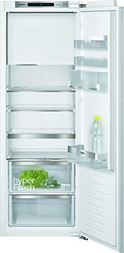 Siemens KI72LADE0 iQ500 Réfrigérateur encastrable avec congélateur/A++ / 196 kWh/an / 248 L/HyperFresh Plus/éclairage LED/SuperCooling
