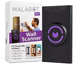 Walabot DIY Imaging Device for Android Smartphones Detect Studs, Pipes, Wiring Rodents, Nests, and Movement Works with Android 5.0+ with USB OTG NOT Compatible with iPhones or iPads
