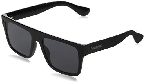 HAVAIANAS MARAU Gafas de Sol, Negro, 56 para Hombre