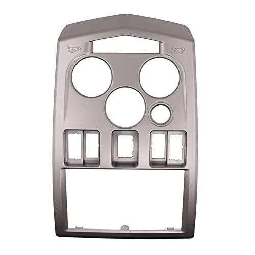 fangyuan 173 * 98mm Coche GPS Marco Panel DVD Audio Fascia Fit para Renault Logan Dacia Logan 2004-2007 Instalación de Dash Montaje Estéreo