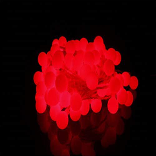 WSYYWD 10M100LED Globus Lichterkette Licht für Party Weihnachten Hochzeit Neujahr