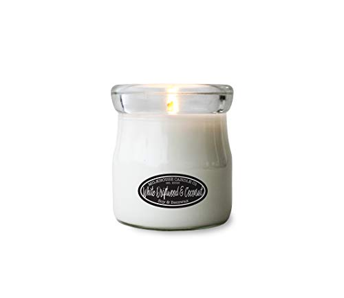 Milkhouse Candle Company Candle White Driftwood & Coconut Small