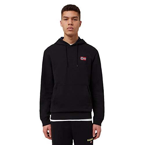 Napapijri Bito H Mens Jumper XL Black