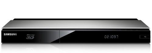 Samsung BD-F7500/EN Blu-ray-Player (3D, UHD, Up-Scaler, WiFi, Smart Hub, USB)