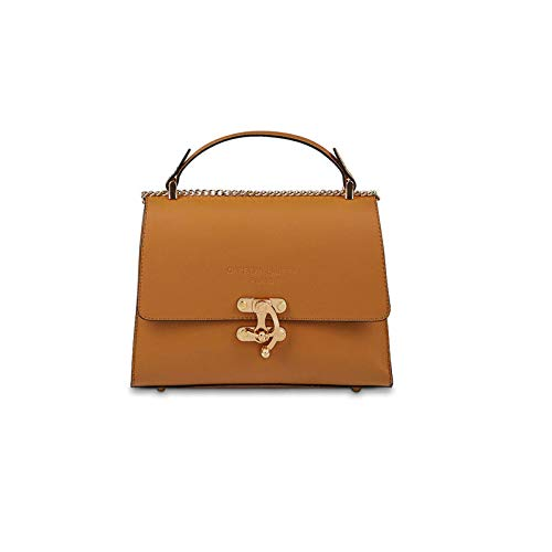 Christian Laurier Sac A Main Chainette Ora CAMEL