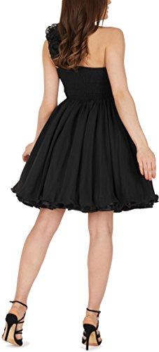 BlackButterfly 'Clarissa' Vintage Clarity Kleid im 50er-Jahre-Stil (Schwarz, EUR 36 – XS) - 3