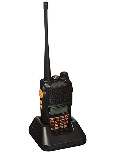 Mengshen Funkgerät UV-6R Compatible for Baofeng Walkie Talkie Transceiver UV-5R Upgrade Two Way Radio Dual Band VHF UHF FM 136-174/400-520MHz High Power 5W/1W Up to 128 Channels VOX Funktion