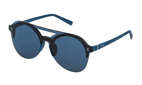 Sting Herren SST1989907SF Sonnenbrille, Blau (Azul), 89.0