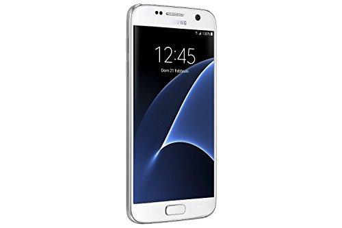 Samsung S7 Weiß 32GB SIM-Free Smartphone (Generalüberholt)