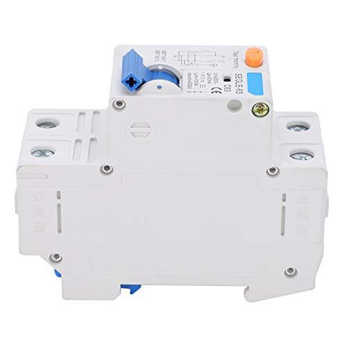 YIUS SEGLE-63 C63 Disyuntor en miniatura Interruptor de aire doméstico de plástico Instalación en riel DIN 230 V
