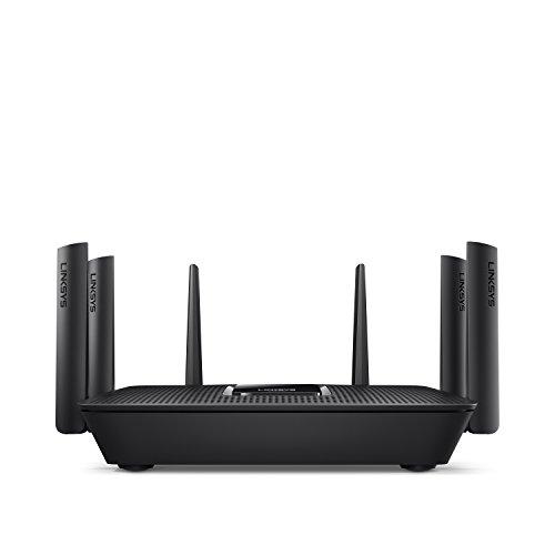 Linksys Max-Stream AC4000 MU-MIMO Tri-Band Wireless Smart WiFi Router (EA9300)