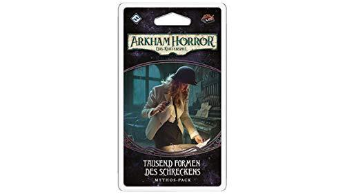 Arkham Horror - Das Kartenspiel LCG - Tausend Formen des Schreckens - Traumfresser-Zyklus 2 | DEUTSCH