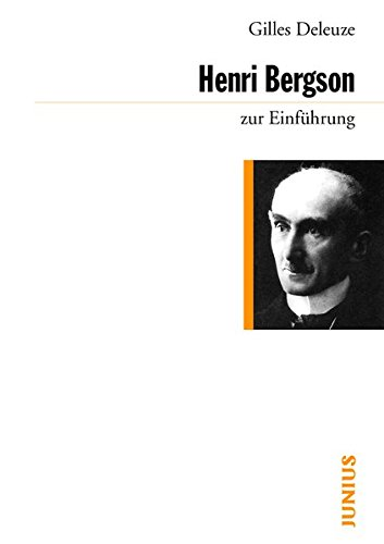 Henri Bergson zur Einführung
