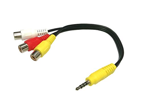 Video AV Component Adapter Cable...