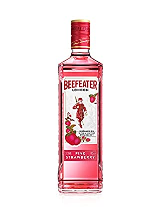 Beefeater Pink Ginebra Rosa - 700 ml