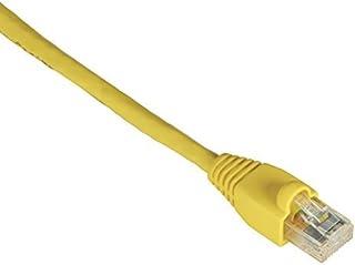 GigaBase 350 CAT5e Patch Cable 25-ft. Yellow Basic Connectors 7.6-m