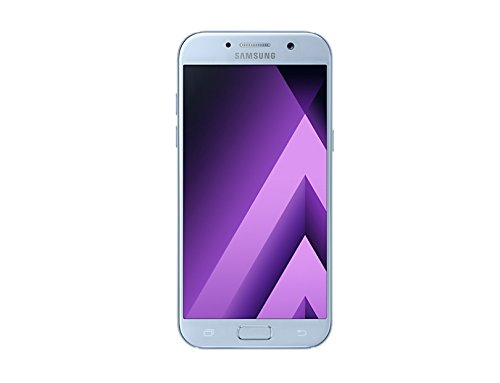 Samsung Galaxy A5 (2017) Smartphone, Black, 32GB espandibili, [Versione Italiana]