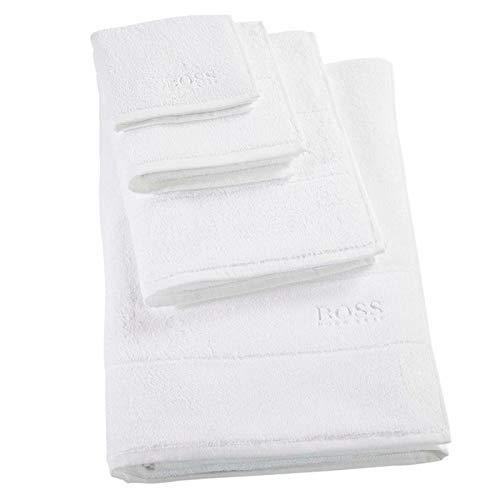 BOSS Hugo Bath Towel 100x 150cm white