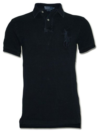 Ralph Lauren Herren Designer Polo Shirt - Big Pony -S
