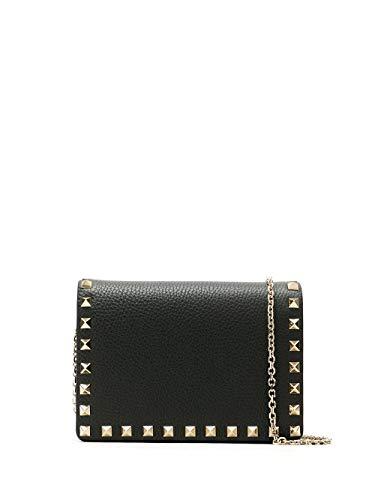 Valentino Luxury Fashion Donna TW2P0249VSH0NO Nero...