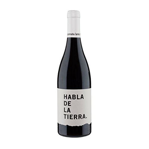 HABLA DE LA TIERRA vino tinto botella 75 cl