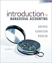 Introduction to Managerial Accounting 4th (forth) edition Text Only