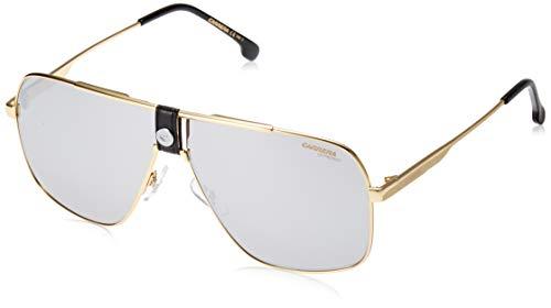 Carrera Sport 1018/S Gafas, GOLD BLACK/GY GRIGIO, 63 Adultos Unisex