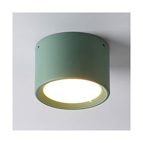 WFL plafondlamp, Scandinavische eenvoud, smeedijzer, led, woonkamer, plafond decoratie, slaapkamer, eetkamer, hal, ingang, tent, plafondlamp, professionele verlichting