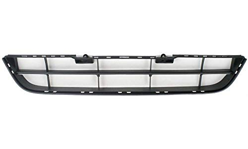 OE Replacement New Lower Front Bumper Grille Replacement for 2006-2007 Honda Accord Sedan (4 door models only)