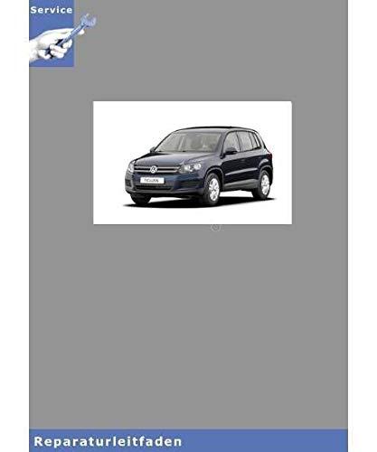 VW Tiguan, Typ 5N (08>) 4-Zyl. Benziner 1,4 l Turbolader und Kompressor
