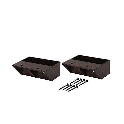 平安伸銅工業 LABRICO STAPLER FIX シリーズ 2×4 アジャスター ブロンズ DXS-1