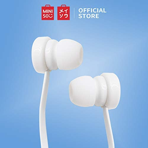 MINISO, We Bare Bears, Earphone with Mic and Controller