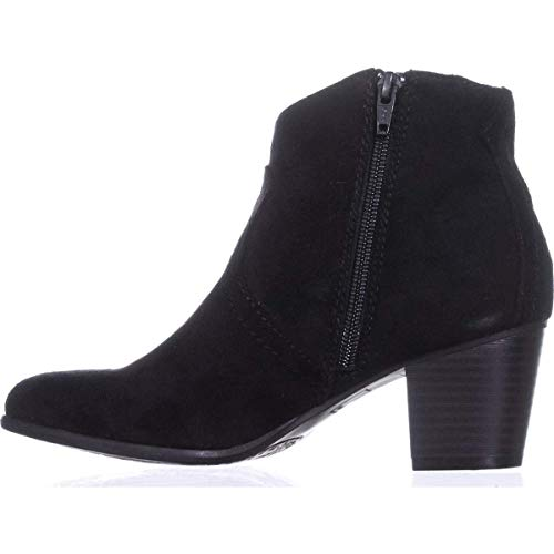 American Rag Womens Rylie Almond Toe Ankle Fashion Boots, Black, Size 5.5...