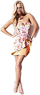 Cooper St Whitney Port - Sugar Punch Frill Dress (11WP9163 - Multi Size 6)
