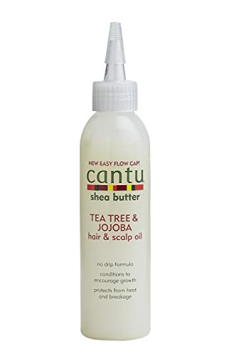 Cantu 856017000089 - serum para cabello (Mujeres, Brittle hair, Cabello seco, Hidratante, Reparación, Glycine Soja Oil (Soybean), Mineral Oil (Paraffinum Liquidum), Dextrin Palmitate/Ethylhexanoate, But, Daily Styling - Massage a small amount into hair beginning at the roots to the ends. Comb through f)