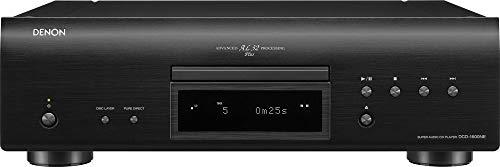 Denon DCD-1600NE Super Audio CD Player (Black)
