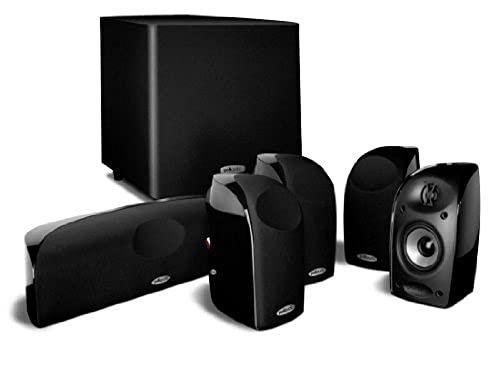 Polk Audio TL1600 - Sistema surround con subwoofer, 5 pezzi