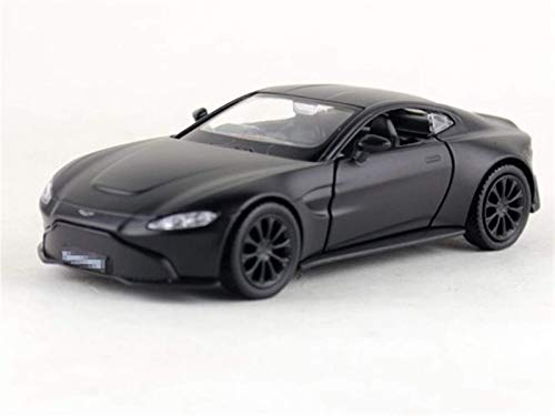 Modelo de Outdoorking Coche 1/36 Aleación para Aston para Martin para Vantage Modelo Modelo de juguete Simulación de automóviles Die Mouse Colección Juguetes Diecast Vehículo para niños Regalo (Color: