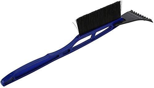 WUCHENG Bil Tools Ice Spade och snöröjning Brush tunga Upptining snöskyffel för bilens vindruta Vinterdäck Supplies Snow Brushes (Color : Blue)