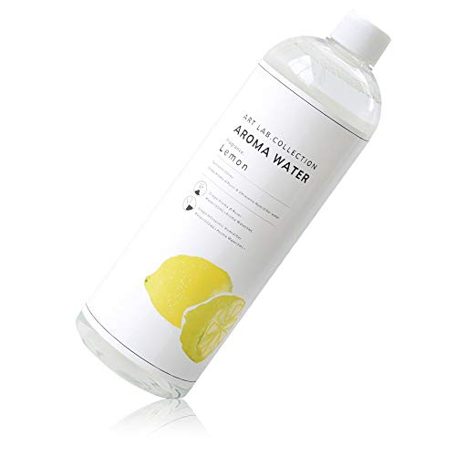 ART LAB 加湿器 アロマウォーター AROMA WATER 500ml 日本製 植物性 NTP-F118 水に混ぜるだけ ほのかに香る Lemon