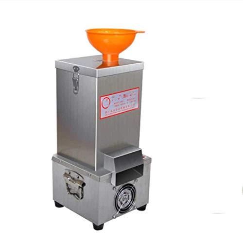 SISHUINIANHUA Elektrische Knoblauchpeeler Automatische Knoblauch Peeling Maschine Edelstahl Schnell Knoblauch schälen Gewerbe Knoblauchpeeler